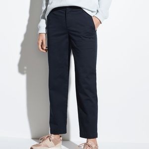 Vince washed stretch cotton pants